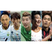 [2019 동아스포츠대상] K리그의 케이리그득점왕 왕별은 누구?