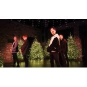 몬스타엑스, 美 뉴욕서 명품 브랜드 컬렉션 무대…매체 엑스스노우 총출동