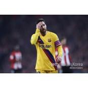 바르셀로나, 빌바오에 0-1 아틀레틱빌바오 충격 패… 국왕컵 아틀레틱빌바오 8강서 탈락