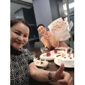 """이충희 전 감독, 최란에 결혼 프로농구감독 36주년 이벤트 """"생애 최고의 선물"""" 프로농구감독"""