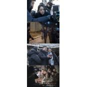 이틀 연속 박스오피스 오피뷰 1위 '결백' 비하인드 오피뷰 스틸 공개