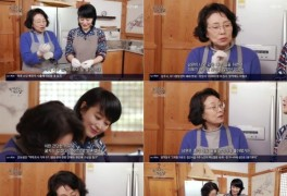 """'한국인의 밥상' 김민자 """"최불암, 결혼 안 하면 타락할까봐"""""""