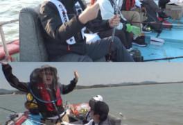 '강철부대' 박군 극찬한 SSU황충원, '도시어부' 뱃멀미 굴욕