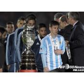 월드컵·코파 우승실패 MVP 9명…메시 부정적 선례