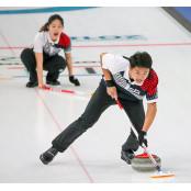 [평창올림픽] 韓 혼성컬링, 올림픽 金 남성부닷컴 듀오 캐나다에 패배