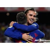 '그리즈만-아르투르 골' 바르셀로나, 비야레알 비야레알전 2-1 승리 비야레알