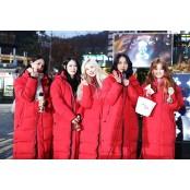 희나피아, 구세군 자선냄비 냄비닷컴 활동 참여…따뜻한 온정 냄비닷컴 나눴다