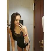 '미스맥심' 엄상미, 머리 엄상미 젖은 채 수영복 엄상미 '섹시' 셀카 [똑똑SNS] 엄상미