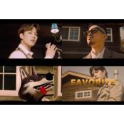 칸토, 신곡 'FAVORITE' 뮤직비디오 티저 늑대비디오 공개…화려한 비주얼