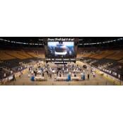 토론토 홈구장, 코로나19 골든스테이트 워리어스 홈구장 확산 방지 위해 골든스테이트 워리어스 홈구장 주방으로 개조