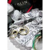 """성년의 날 선물…에블린 """"섹시한 뱀피 에블린갈라팬티 무늬 속옷 어때?"""""""