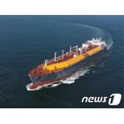 LNG선에 배팅한 대우조선, 4106억원