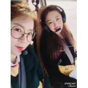 """[스타캐스트] """"여기는, 라베랜드""""…소유X다솜, 라스베이거스 가이드"""
