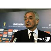 [월드컵] 알제리협회장, 대표팀 감독과 불화설 부데코트 진화