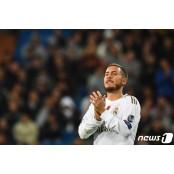 에이스가 돌아온다…레알 아자르, 셀타비고 레알 3개월 만에 출격 셀타비고 레알 완료