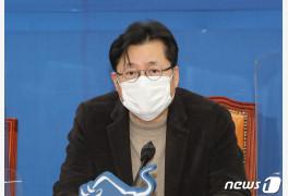 """홍익표 """"4차 지원금, 20조 전후…특고·프리랜서도 지원 대상"""""""