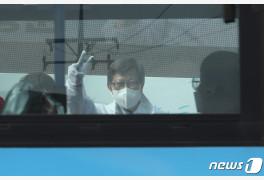 박형준 선거유세 바라