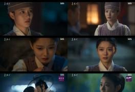 '홍천기' 김유정, 안효섭과 멜로부터 눈물자극 감정까지…몰입↑