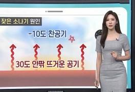 [날씨클릭] 모레까지