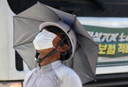 펄펄 끓는 '대서'…전국 가마솥 더위, 서울 36도