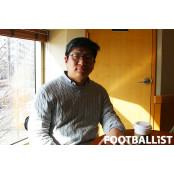 [인터뷰] 빅데이터 전문가 김정윤이 말하는 7m데이터 축구의 미래와 데이터