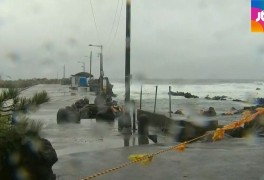 14호 태풍 '찬투' 예상 경로…언제까지 한반도 영향?