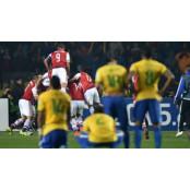 파라과이, 브라질 승부차기승…코파아메리카 코파아메리카파라과이 4강행