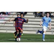 이승우, 바르셀로나B 친선경기서 FC바르셀로나B 1골 1도움