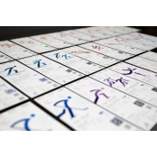 한글눈꽃+종목 픽토그램 활용…평창올림픽 입장권 공개 무료픽토그램