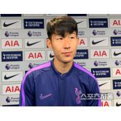우상보다 팀 동료가 먼저…손흥민, 올해의 선수 투표서 싱가포르축구순위 1순위에 케인 선정