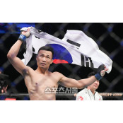 UFC 통합랭킹 1위는 yadong