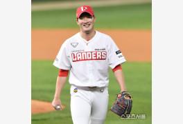 [포토] SSG 박종훈, 웃