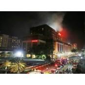 필리핀 IS 소탕전 와중에… 카지노서 총격ㆍ방화 38명 맥심카지노 사망