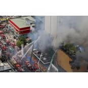 필리핀 마닐라 카지노호텔 우리카지노화재 화재로 최소 3명 우리카지노화재 사망