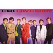 엑소, 'Love Shot' 파워사다리 MV 조회수 1억뷰 파워사다리 돌파…글로벌 파워 입증 파워사다리