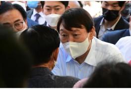 2030 마음 잡아라… 윤석열·유승민 일제히 文정부 비판