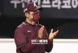 '2연승' 홍원기 감독,