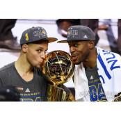 [오늘의 NBA] (6/17) 러브제리 GSW 통합우승, 이궈달라 러브제리 파이널 MVP 수상! 러브제리