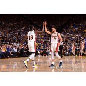 [오늘의 NBA] (4/8) 골든스테이트 워리어스 골든스테이트, 서부컨퍼런스 PO 골든스테이트 워리어스 1번 시드 확정! 골든스테이트 워리어스