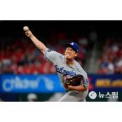 [사진] LA 다저스 겐타 MLB 3연패… 마에다 겐타 겐타 시즌 첫패 겐타