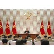 """김정은, 黨중앙군사위 주재… """"핵전쟁 억제력 강화...무력기구 개편"""" 자위기구"""