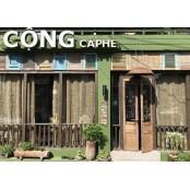 다낭에서 마셨던 '콩카페' 콩카페 코코넛 스무디 커피를 콩카페 연남동에서