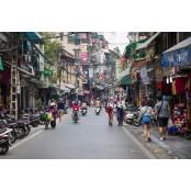 [베트남증시 오전장] 베트남 증시 이틀 연속 급락...VN지수 베트남증시 850선