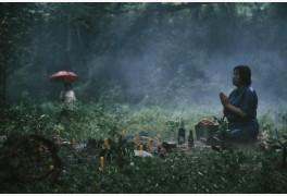 [싸와니 우툼마가 뽑은 별별 명장면] '랑종' 에너지 자체였던 퇴마의식 신