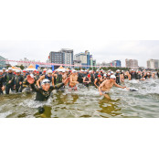 제2회 영일만 장거리 바다매니아 바다수영대회 대성황