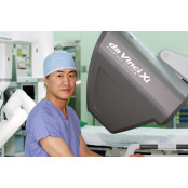 울산대병원, 국내 최초 교감신경절제술 '후복막강 임파선 절제술' 교감신경절제술 로봇수술 성공