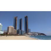 포스코건설, 해운대 '엘시티 부산성인샵 더샵' 101층 골조공사 부산성인샵 마무리