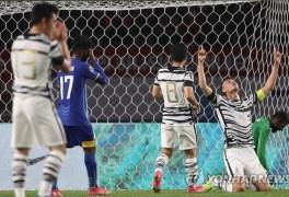 한국, 스리랑카에 5-0