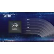"""""""초경량 PC를 위한 5코어 칩"""" 아이스코어 인텔 첫 레이크필드 칩 이모저모 아이스코어"""