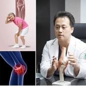 나이 들면 무릎 천자침 관절염은 예사? 방치하지 천자침 말고